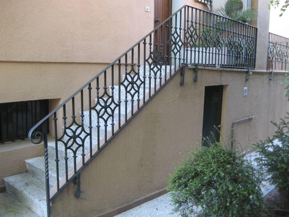 Escaleras de forja interiores stunning escaleras de - Escaleras de forja interiores ...